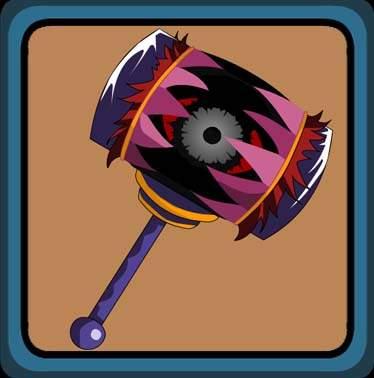 Dark World Hammer