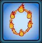 S37 Ring of Chakra Flame