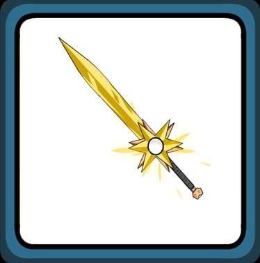 Rising-sun Sword